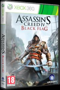Xbox 360 Assassin's Creed IV. Черный флаг (Classics)