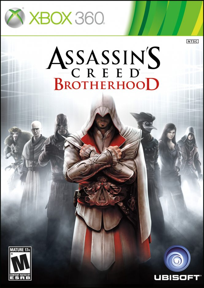 Xbox 360 Assassins Creed: Brotherhood (Assassins Creed: Братство крови) Xbox 360