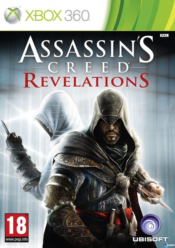 Xbox 360 Assassins Creed: Revelations (Assassins Creed: Откровения) Xbox 360