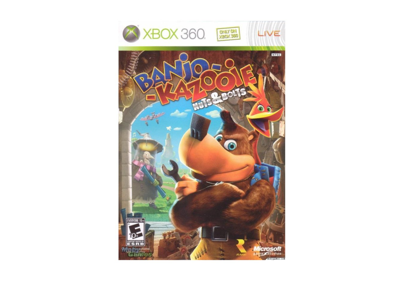 Xbox 360 Banjo-Kazooie: Nuts and Bolts Xbox 360