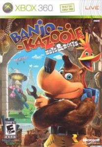 Xbox 360 Banjo-Kazooie: Nuts and Bolts