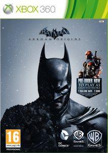 Xbox 360 Batman: Летопись Аркхема