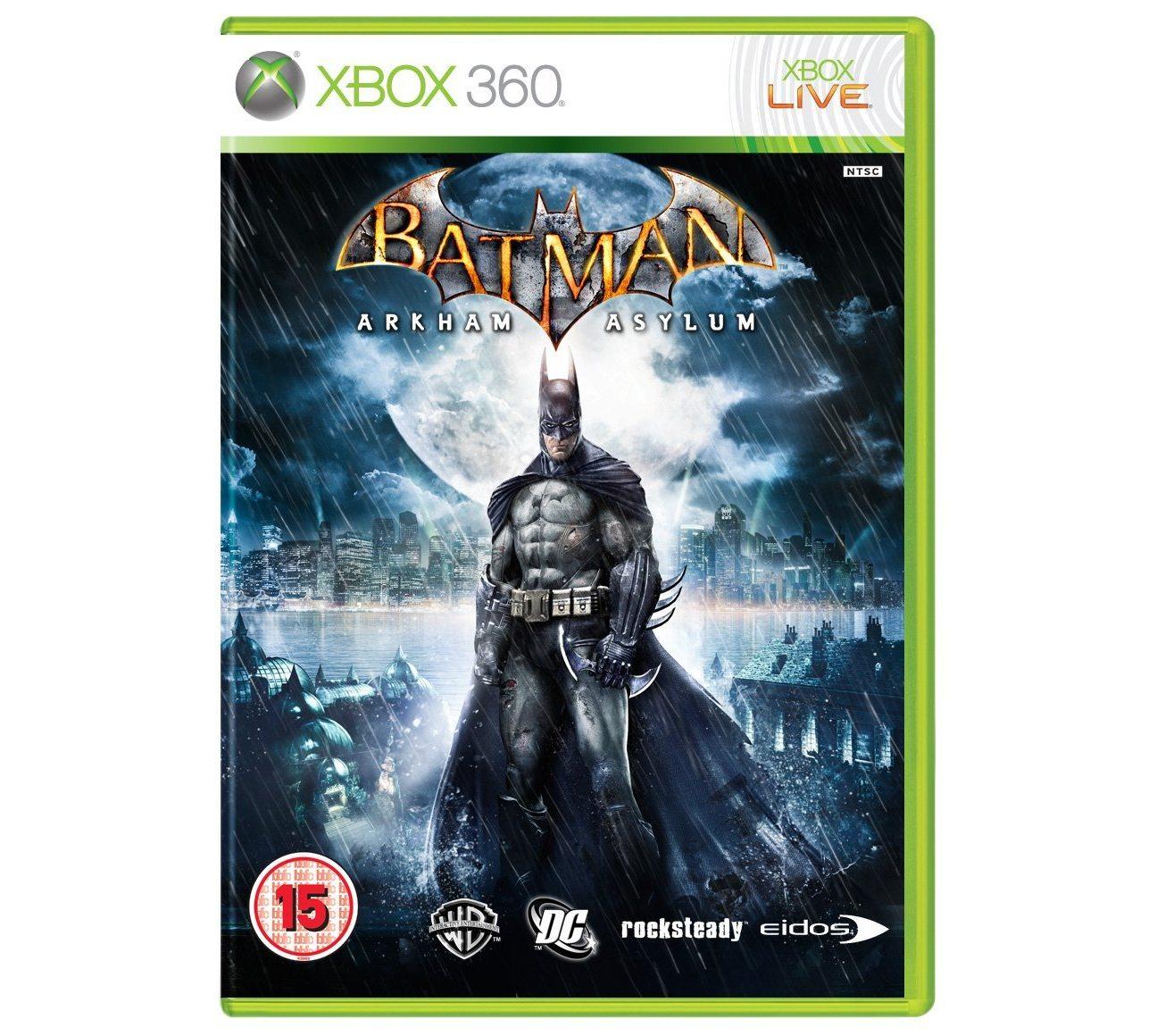 Xbox 360 Batman: Arkham Asylum Xbox 360