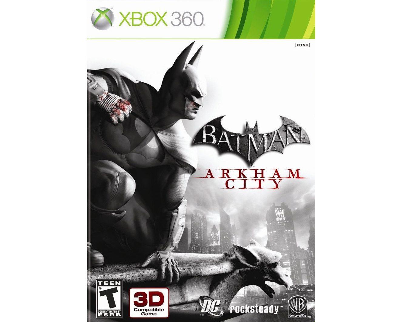 Xbox 360 Batman: Arkham City Xbox 360