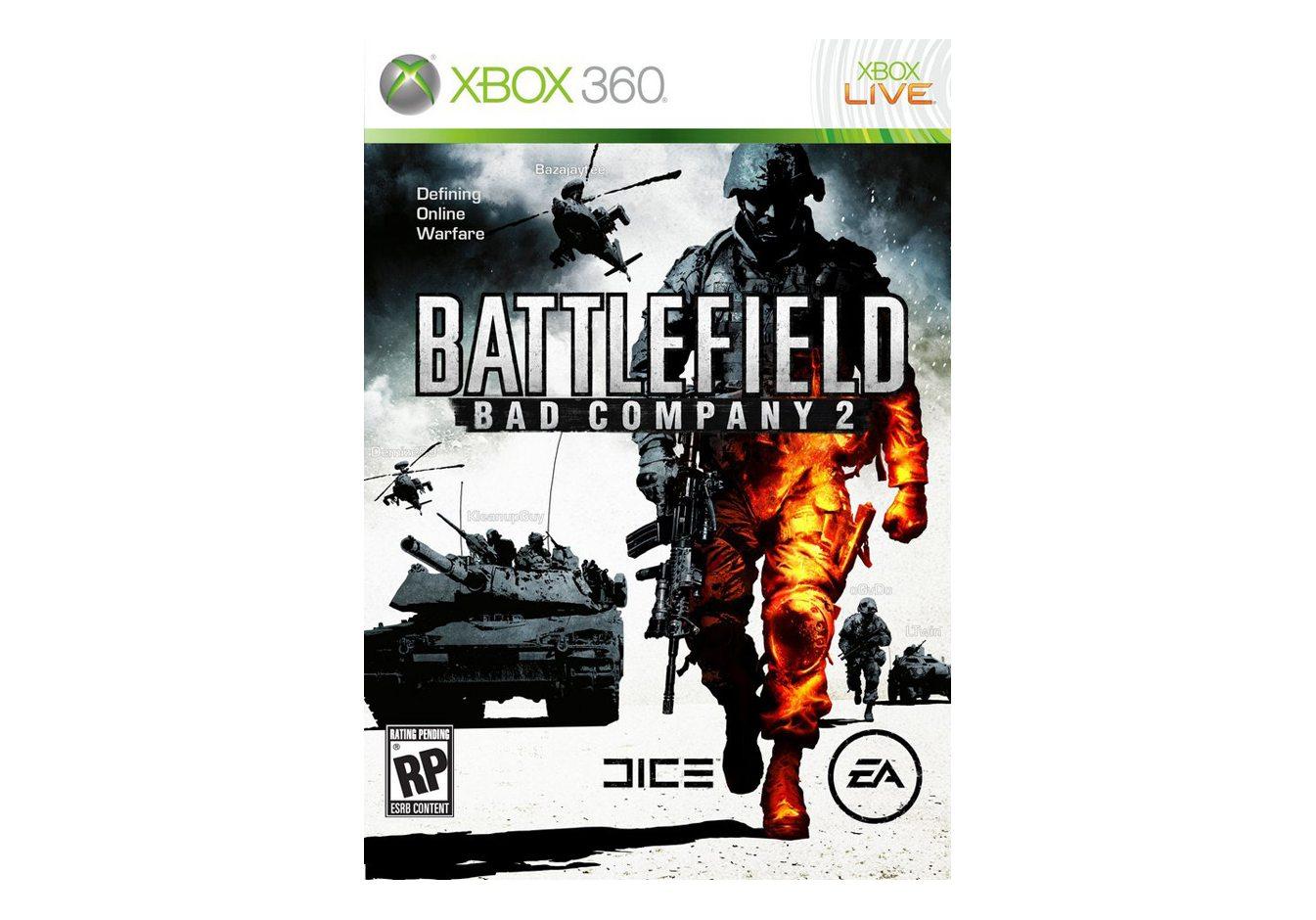 Xbox 360 Battlefield: Bad Company 2 Xbox 360