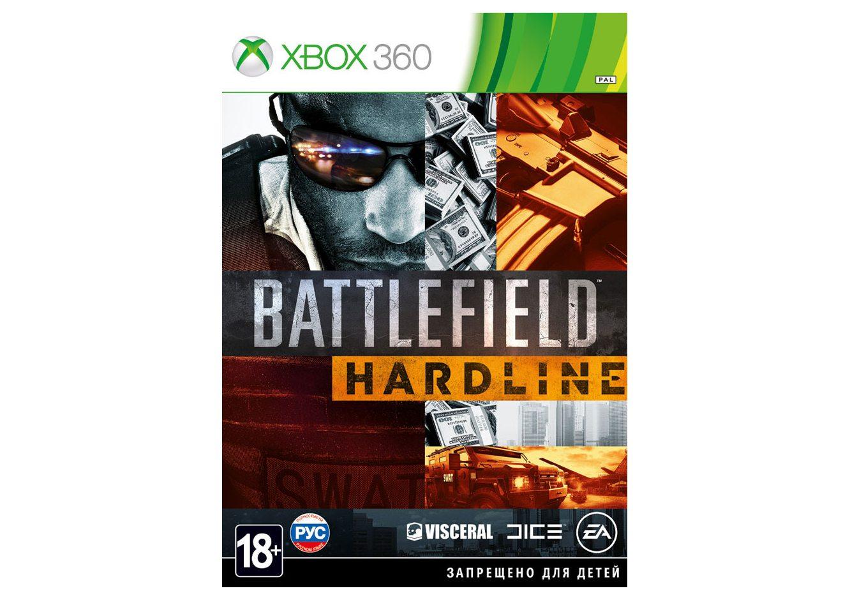 Xbox 360 Battlefield Hardline Xbox 360