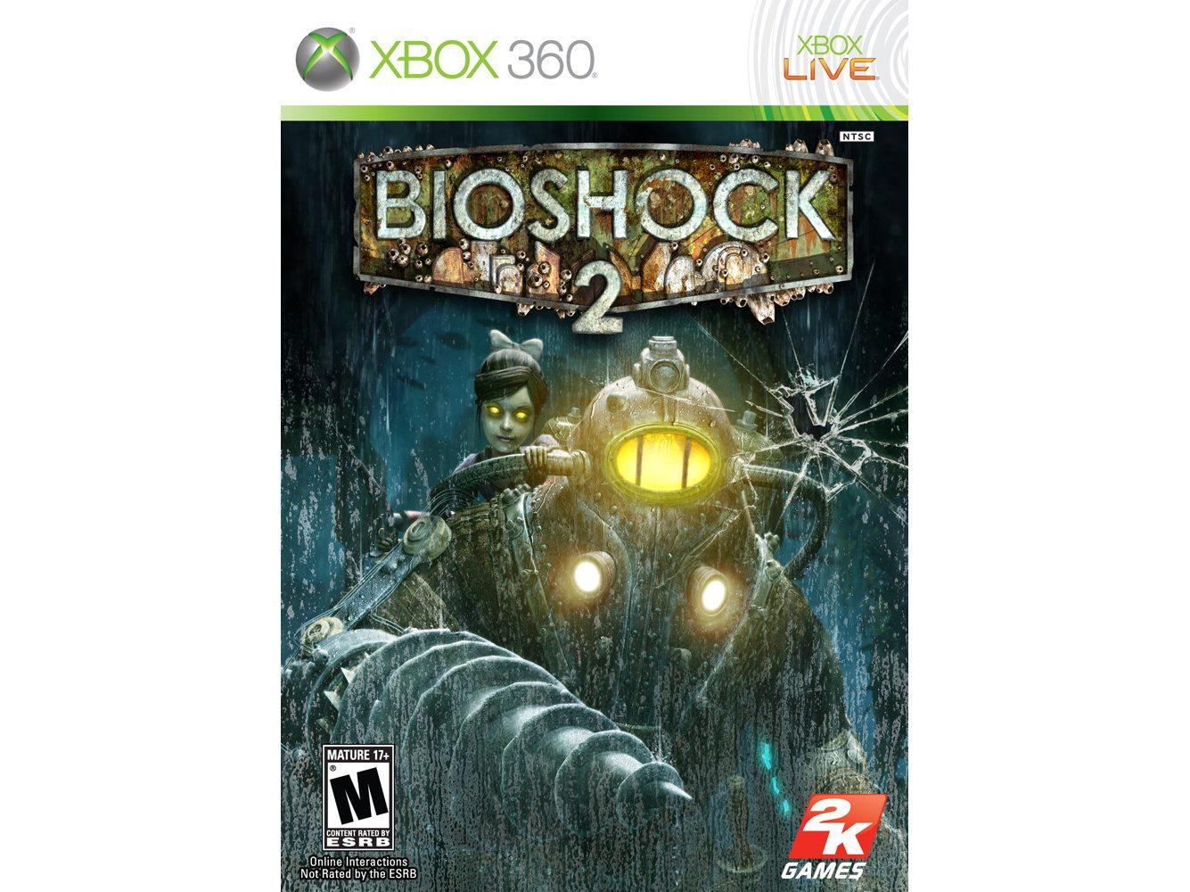 Xbox 360 Bioshock 2 Xbox 360