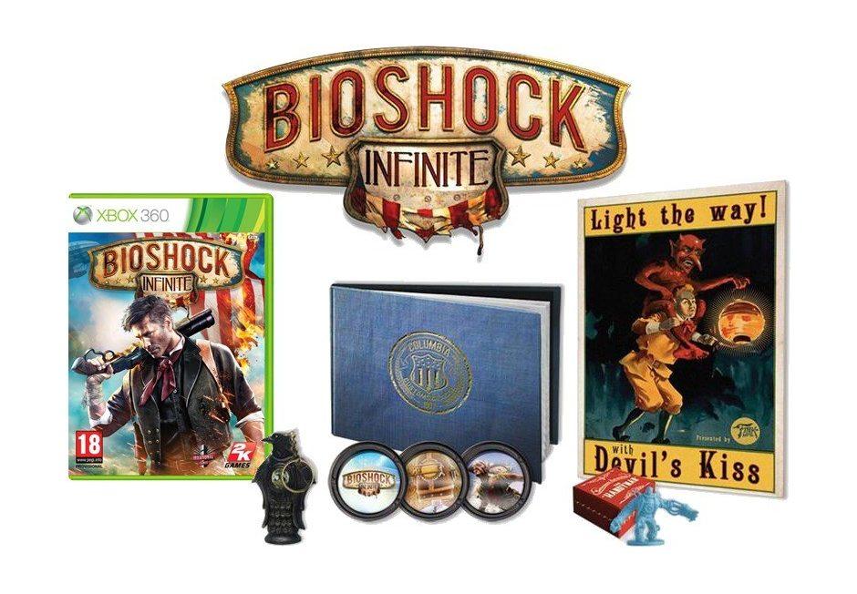 Xbox 360 BioShock Infinite. Premium Edition Xbox 360