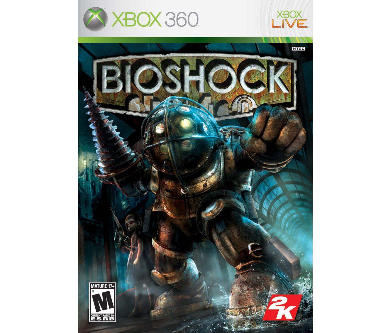 Xbox 360 Bioshock Xbox 360