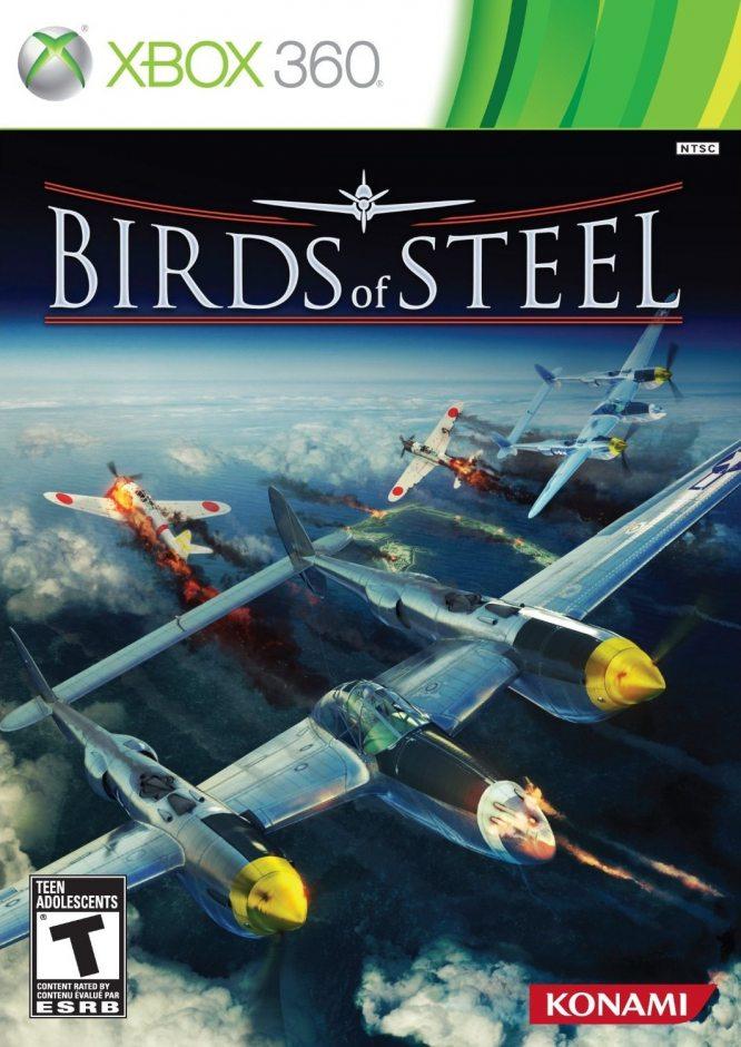 Xbox 360 Birds of Steel Xbox 360