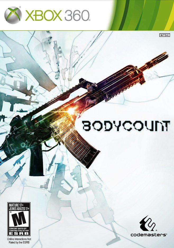 Xbox 360 Bodycount Xbox 360