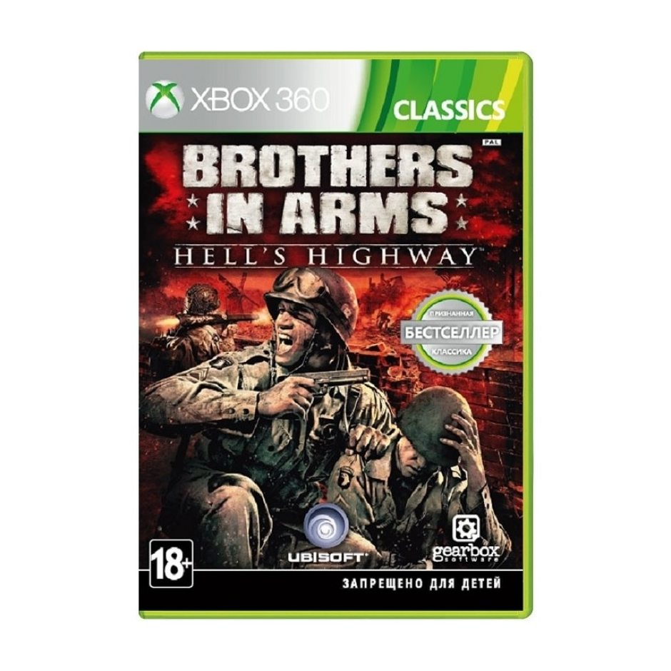 Xbox 360 Brothers in Arms: Hell's Highway (Classics) Xbox 360