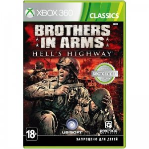 Xbox 360 Brothers in Arms: Hell's Highway (Classics)