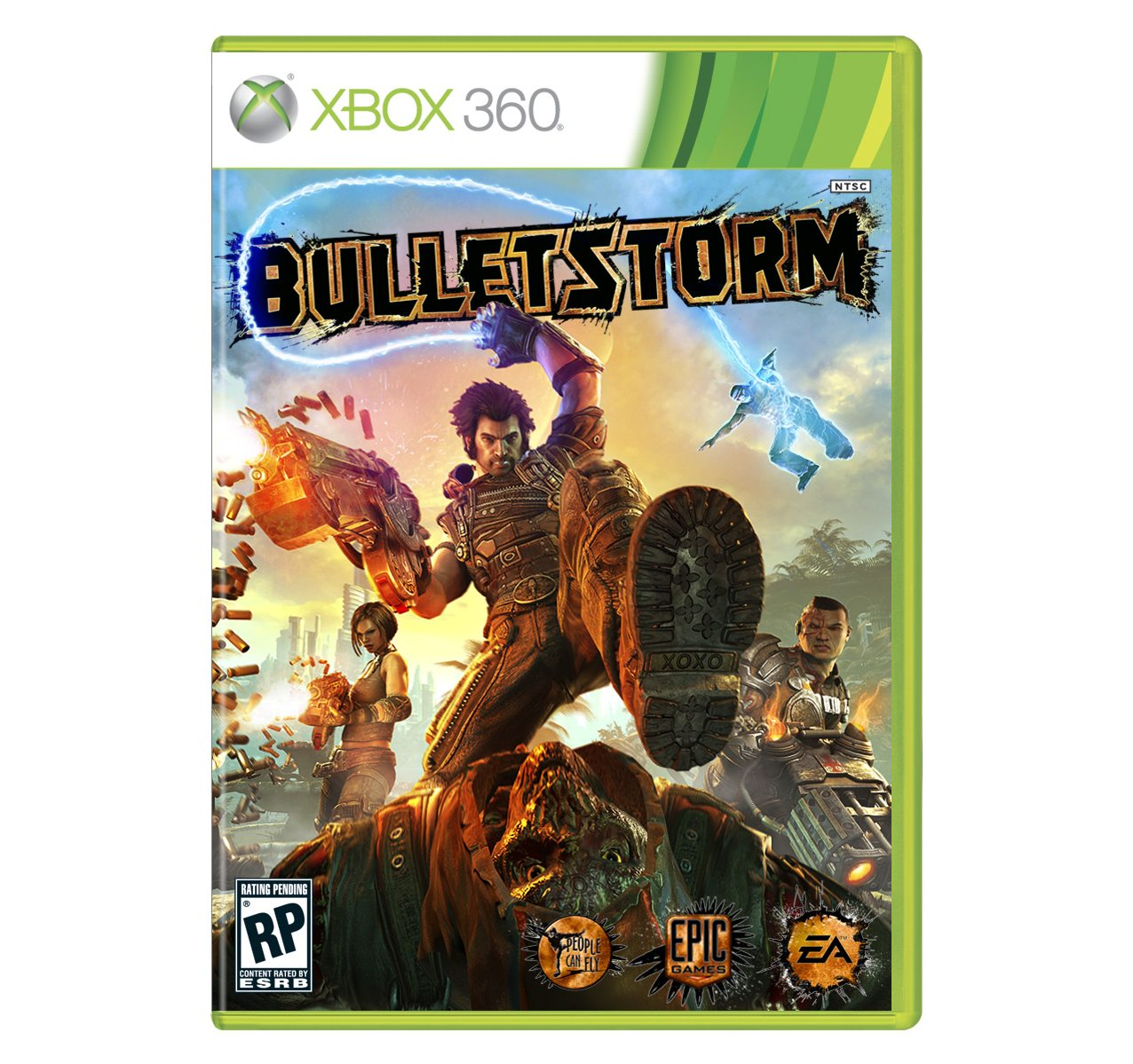 Xbox 360 Bulletstorm Xbox 360