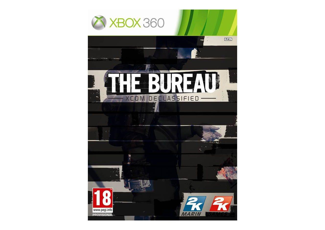 Xbox 360 Bureau: XCOM Declassified Xbox 360