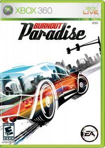 Xbox 360 Burnout Paradise