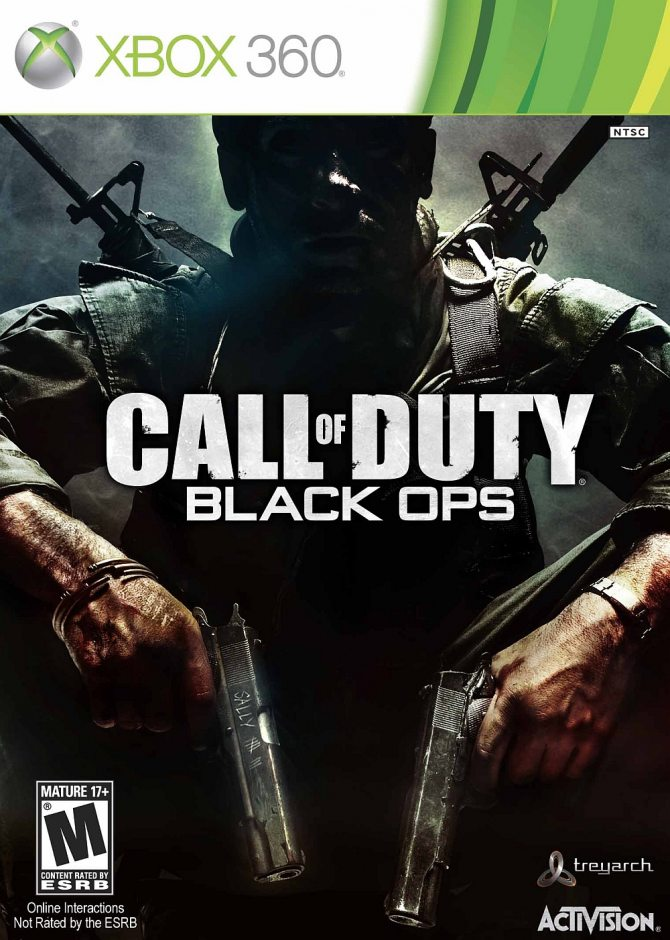 Xbox 360 Call of Duty: Black Ops Xbox 360