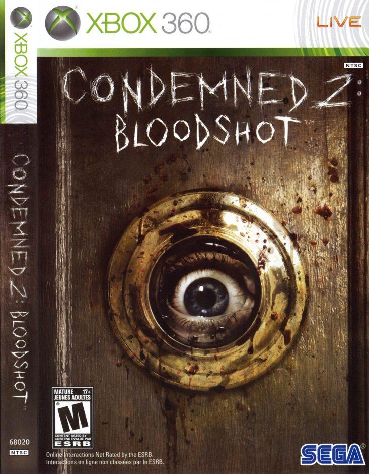 Xbox 360 Condemned 2 Xbox 360