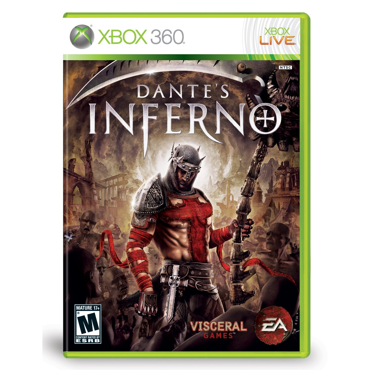 Xbox 360 Dante's Inferno Xbox 360