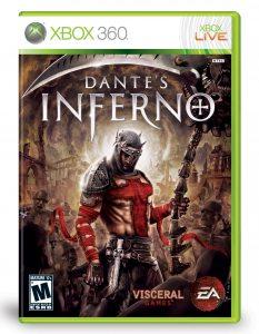 Xbox 360 Dante's Inferno