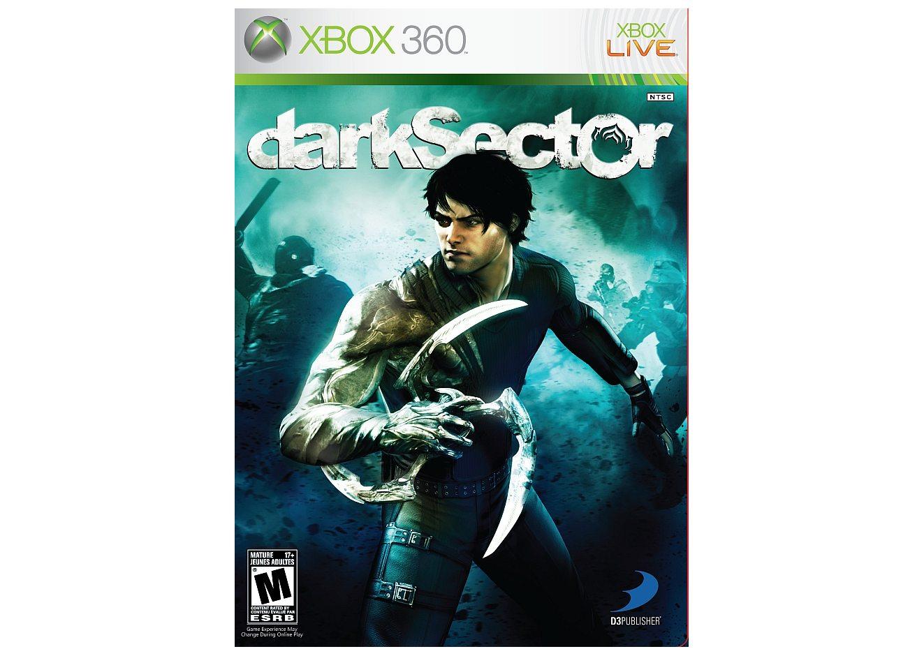 Xbox 360 Dark Sector Xbox 360