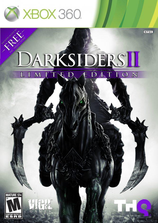 Xbox 360 Darksiders 2 Xbox 360