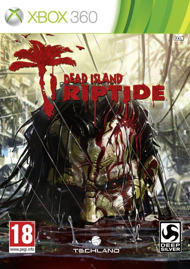 Xbox 360 Dead Island: Riptide Xbox 360