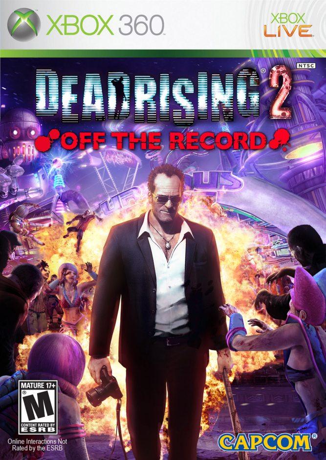 Xbox 360 Dead Rising 2: Off the Record Xbox 360