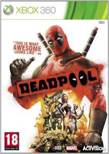 Xbox 360 Deadpool