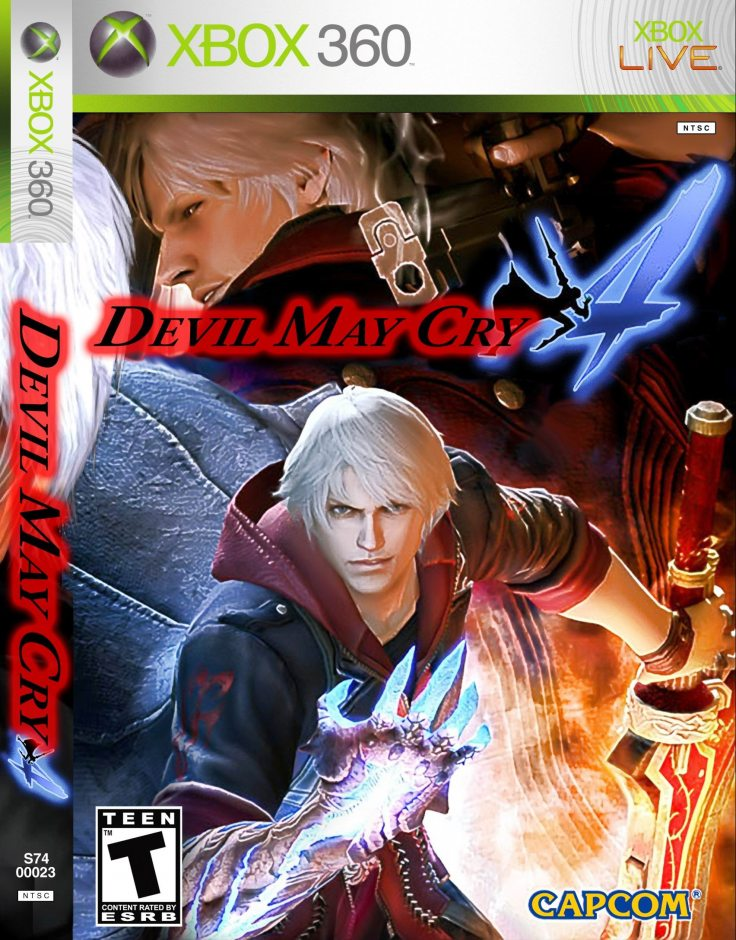Xbox 360 Devil May Cry 4 Xbox 360