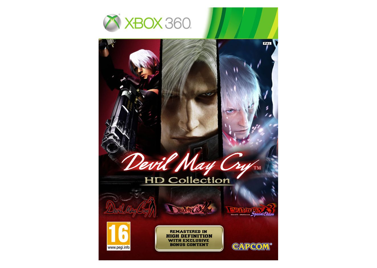 Xbox 360 Devil May Cry HD Collection Xbox 360