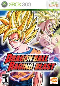 Xbox 360 Dragon Ball: Raging Blast