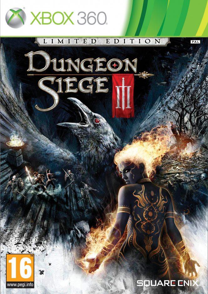 Xbox 360 Dungeon Siege 3 Xbox 360