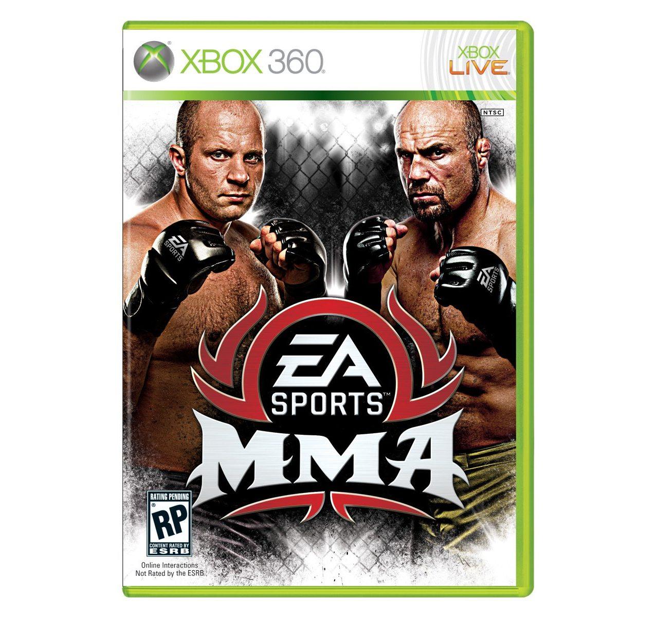 Xbox 360 EA Sports MMA Xbox 360