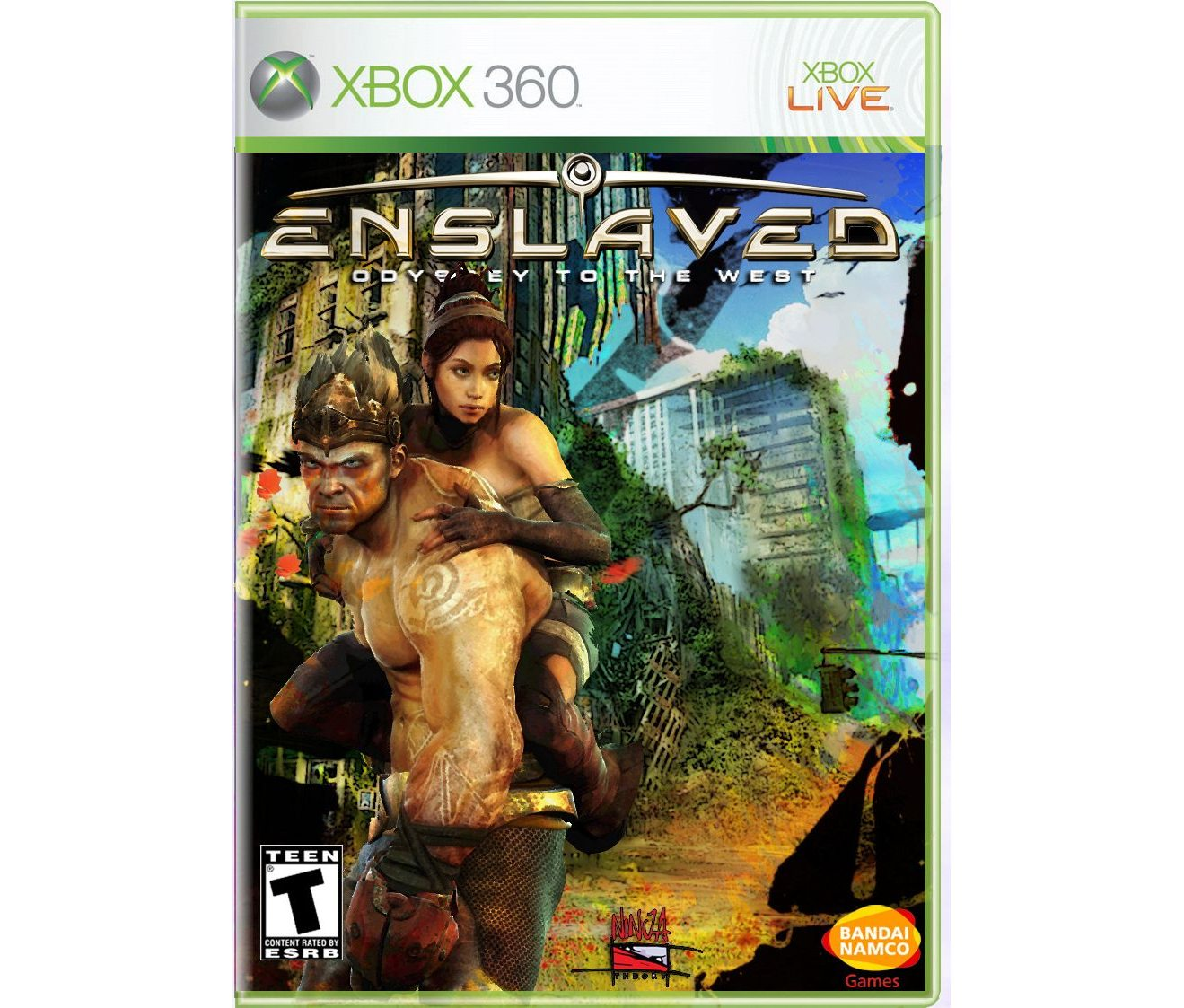 Xbox 360 Enslaved: Odyssey to the West Xbox 360