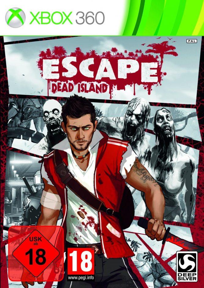 Xbox 360 Escape Dead Island Xbox 360