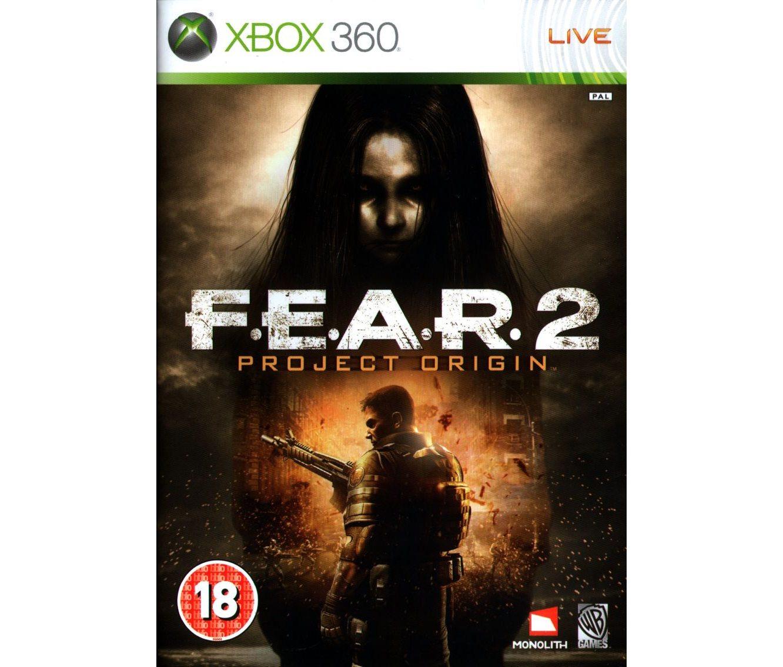 Xbox 360 F.E.A.R. 2: Project Origin Xbox 360