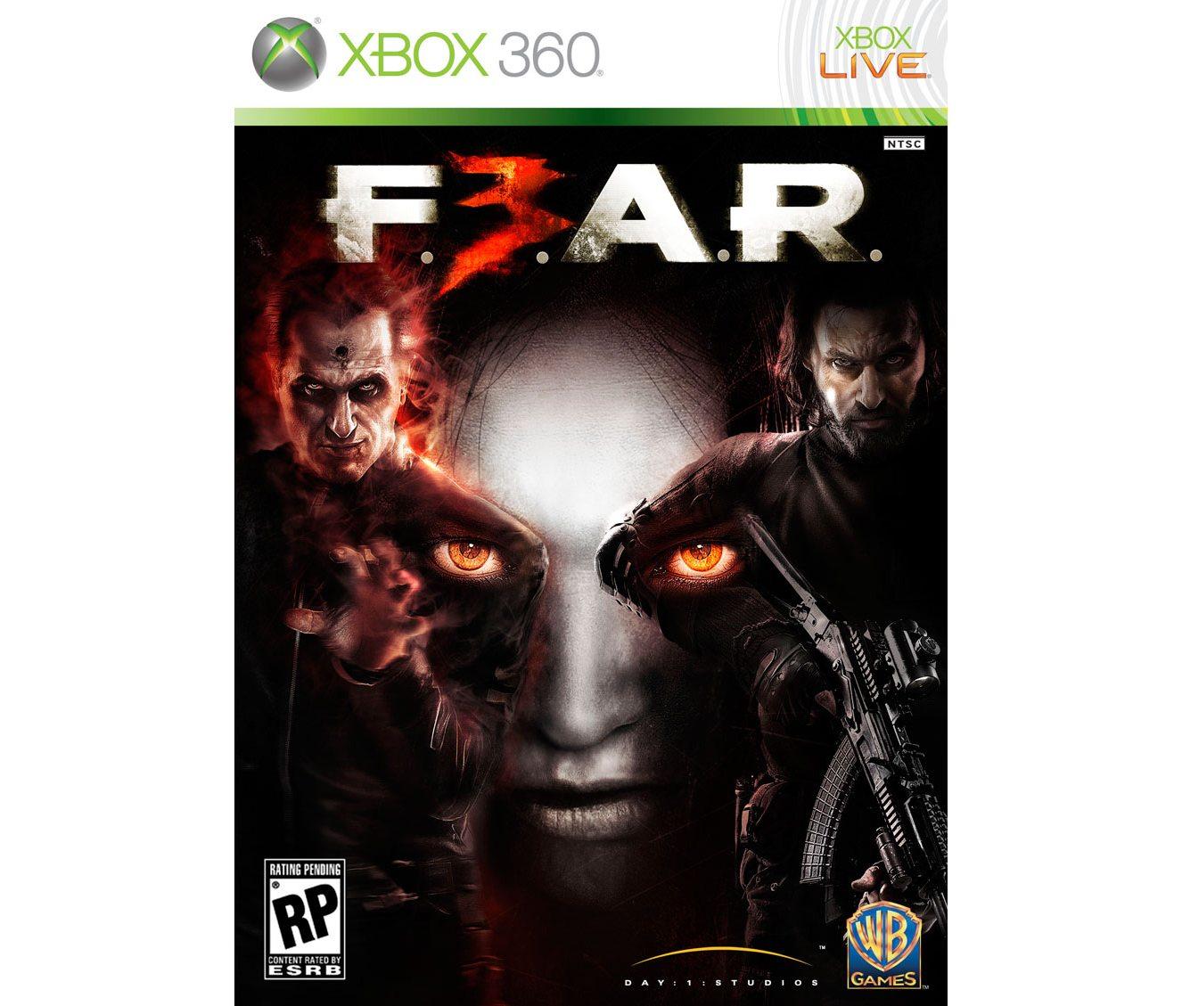 Xbox 360 F.E.A.R. 3 Xbox 360