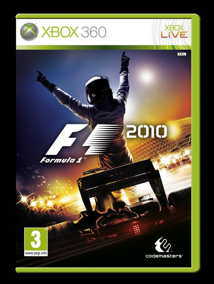 Xbox 360 F1 2010 Xbox 360