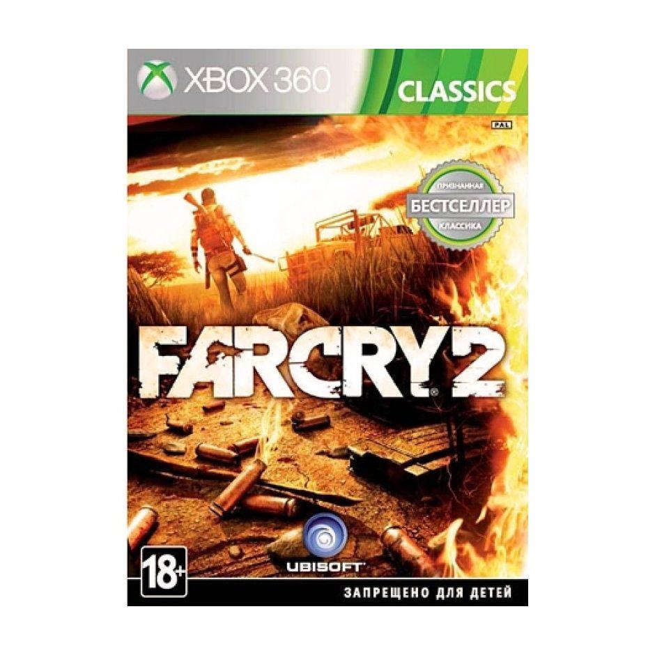 Xbox 360 Far Cry 2 (Classics) Xbox 360