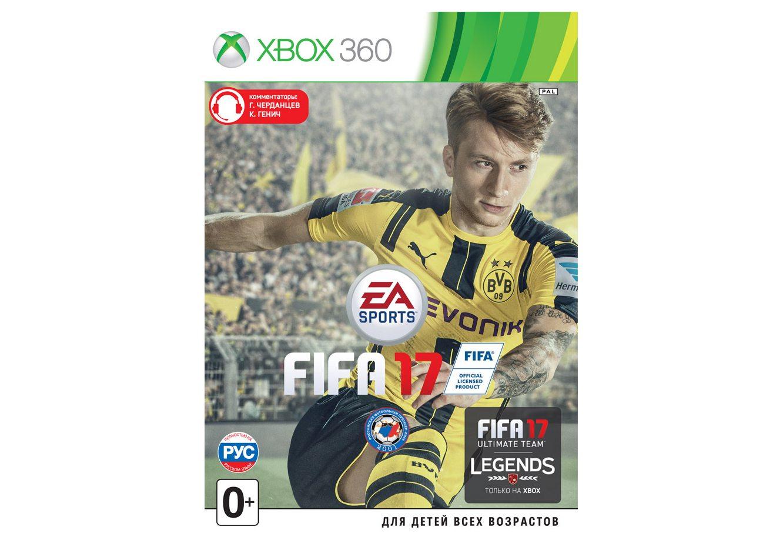 Xbox 360 FIFA 17 Xbox 360