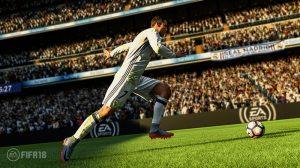 Xbox 360 FIFA 18. Legacy Edition Xbox 360