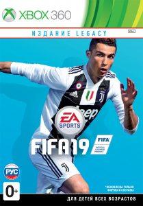 Xbox 360 FIFA 19 Legacy Edition