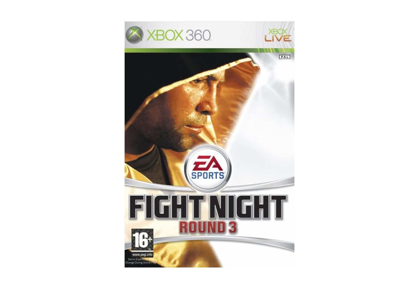 Xbox 360 Fight Night Round 3  Xbox 360
