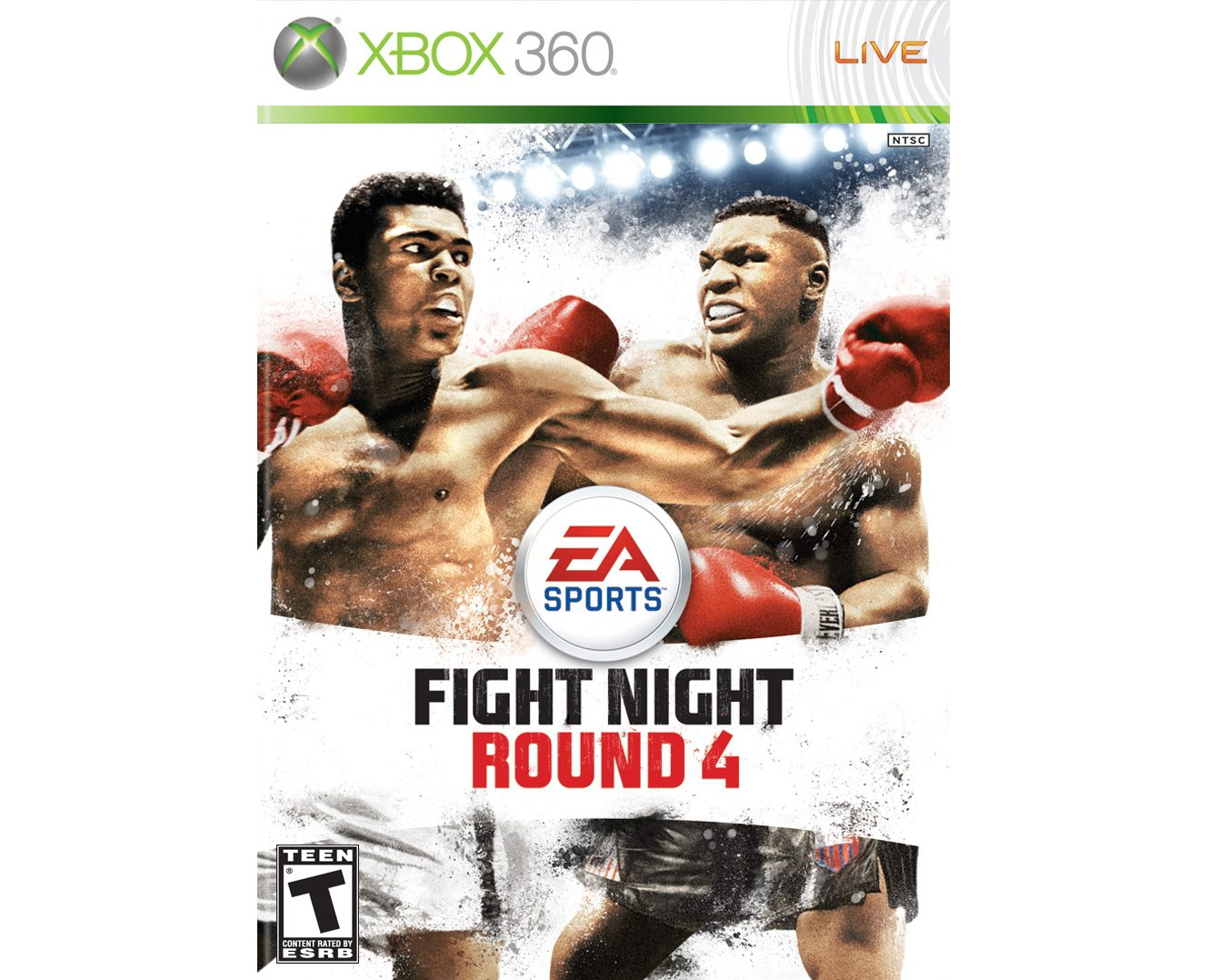 Xbox 360 Fight Night Round 4 Xbox 360