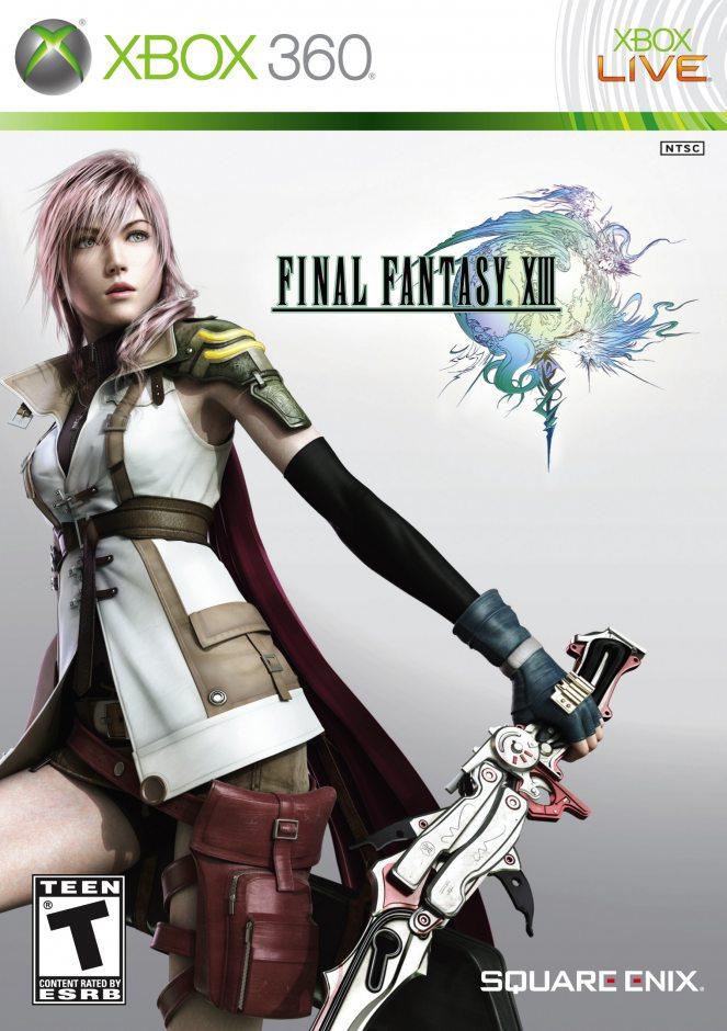 Xbox 360 Final Fantasy XIII Xbox 360