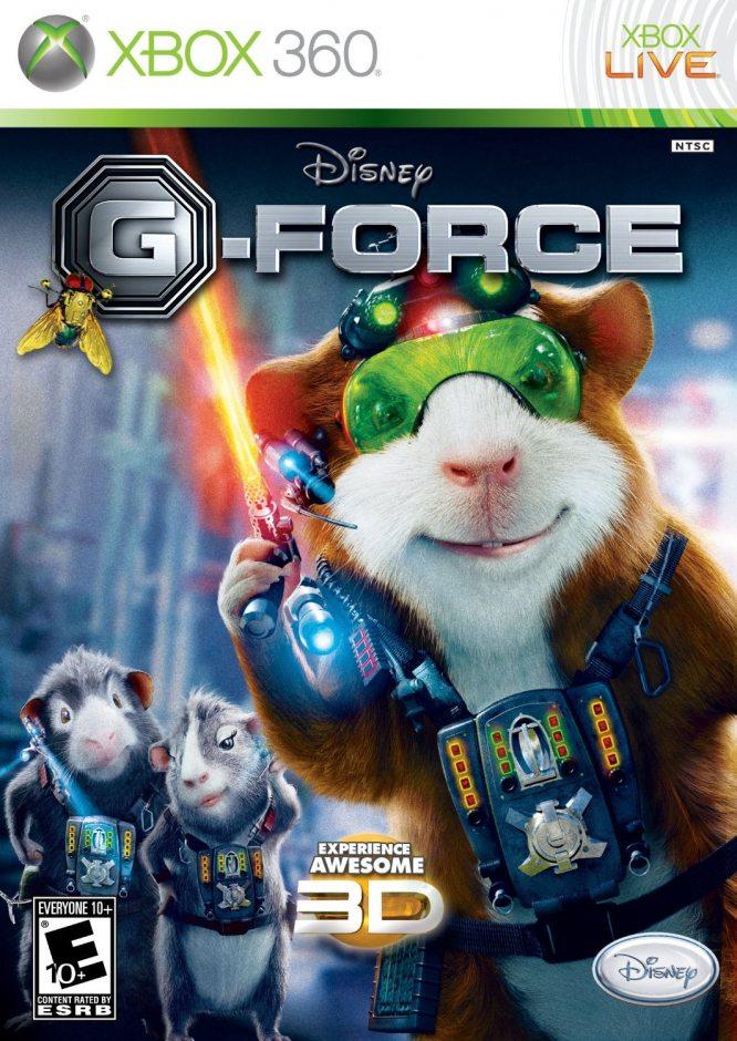 Xbox 360 G-Force (Миссия Дарвина) Xbox 360