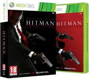 Xbox 360 Hitman Absolution. Professional Edition