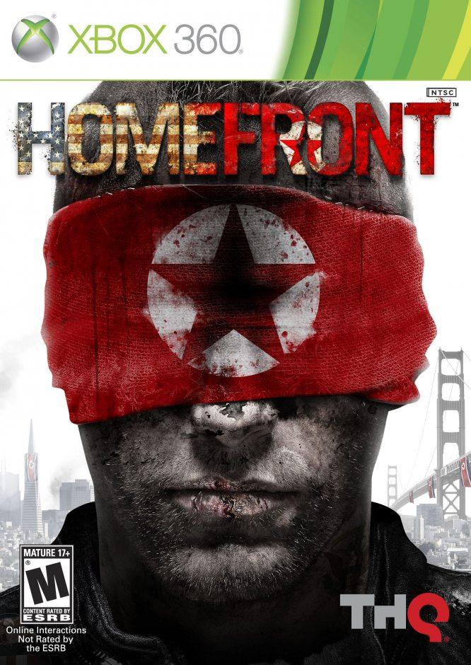 Xbox 360 Homefront Xbox 360