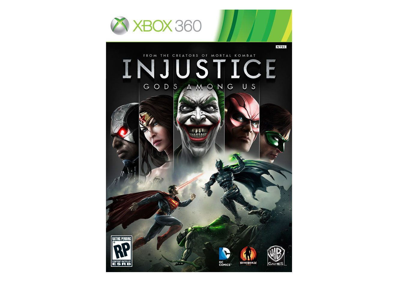 Xbox 360 Injustice: Gods Among Us Xbox 360